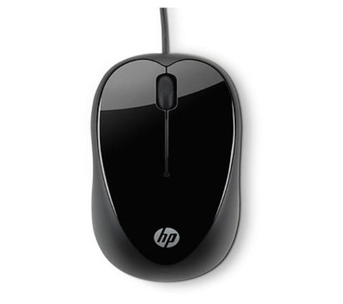 HP Wired Mouse (Black/Grey) for Rs 199 (13% off)