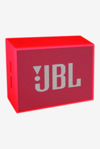 JBL GO Bluetooth Speaker Red for Rs 899 at TataCLiQ 202x300 - JBL GO Bluetooth Speaker (Red) for Rs 899 (75% OFF) at TataCLiQ