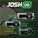 GTX 1080, GTX 1070 and GTX 1060 Graphics Card Giveaway by JoshOG