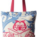 Kanvas Katha Fashion Women's Tote Bag (Ecru)