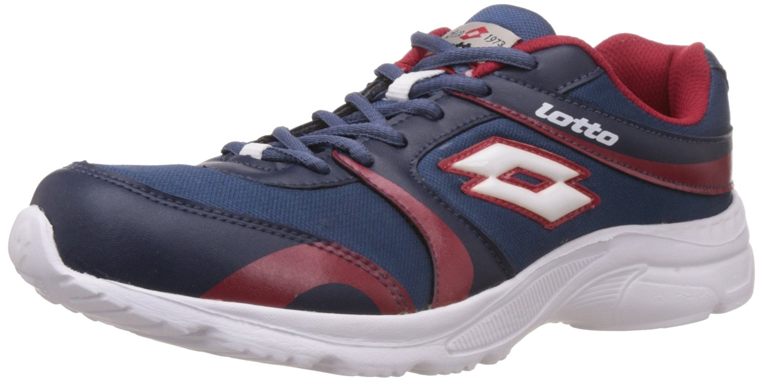 Lotto Men's Mesh Running Shoes for Rs 799 (68% off)
