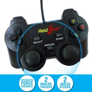 Redgear Smartline Wired Gamepad Plug and Play support for PC for Rs 249 (38% Off) at Amazon