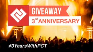 Smartphones, Earphones, Powerbanks & More Mega Giveaway by PCT
