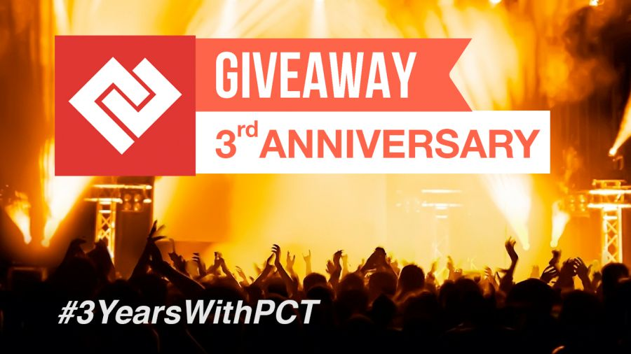 Win Smartphones, Earphones, Powerbanks & More – Mega Giveaway by PCT