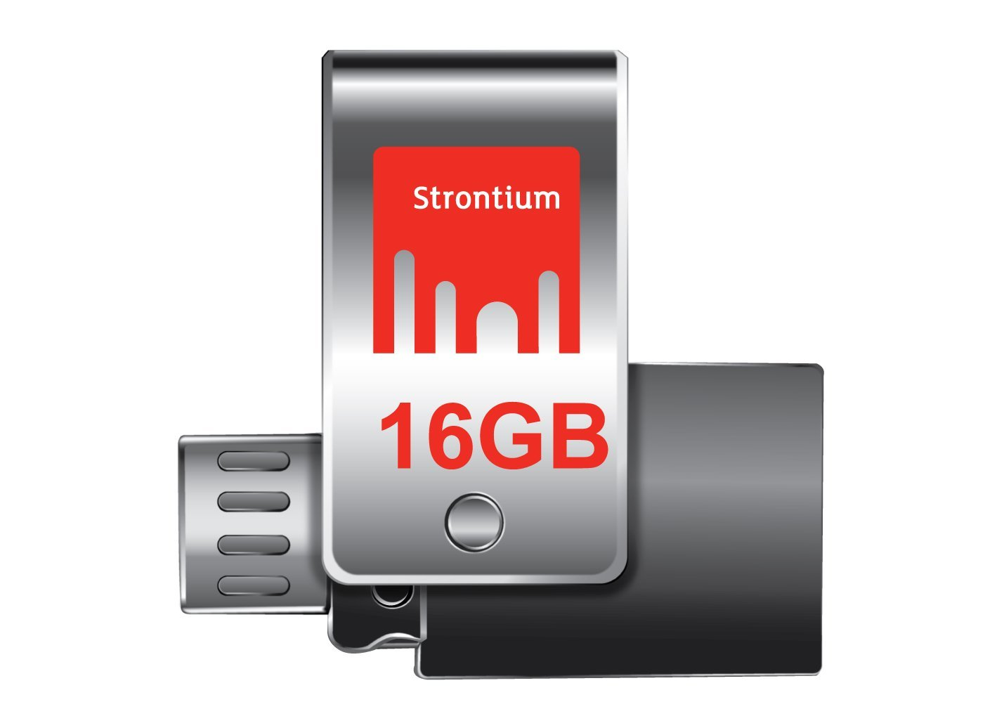 Strontium Nitro Plus OTG Pen Drive, USB3.0, 16GB for Rs 420 (58% off)