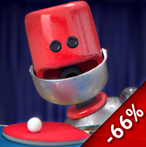 Table Tennis Touch for ₹30 Only (66% Off) on Google Play Store