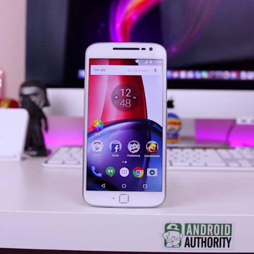 Three Moto G4 Plus Giveaway by Android Authority