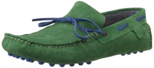 UCB Men's Green 902 Leather Loafers and Mocassins -8 UK