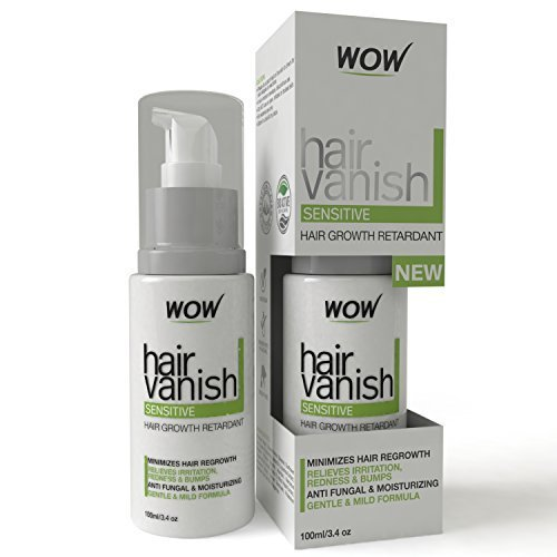 WOW Hair Vanish Sensitive – 100 ml  for Rs 499 (58% off)