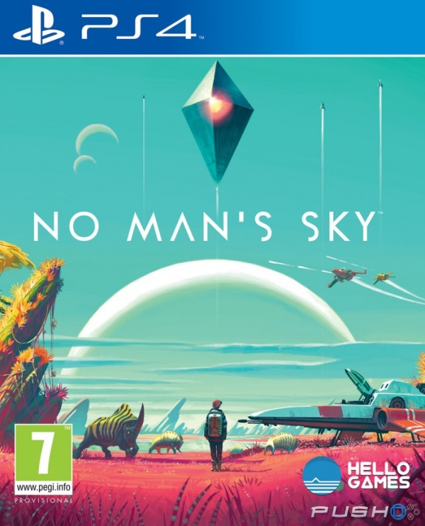 Win a Digital Copy of No Man's Sky!