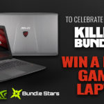 Win a KILLER Gaming Laptop Giveaway by Bundlestars