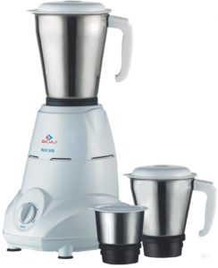 bajaj 244x300 - Bajaj Rex 500-Watt Mixer Grinder with 3 Jars for Rs 1849 (47% off)