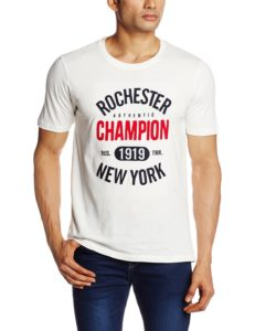 Champion Mens Cotton T Shirt 231x300 - Up to 60% off on Men's T-shirts and Joggers at Amazon