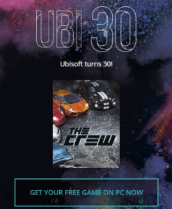 The Crew PC Digital Download for FREE by Ubisoft 247x300 - The Crew (PC Digital Download) for FREE by Ubisoft