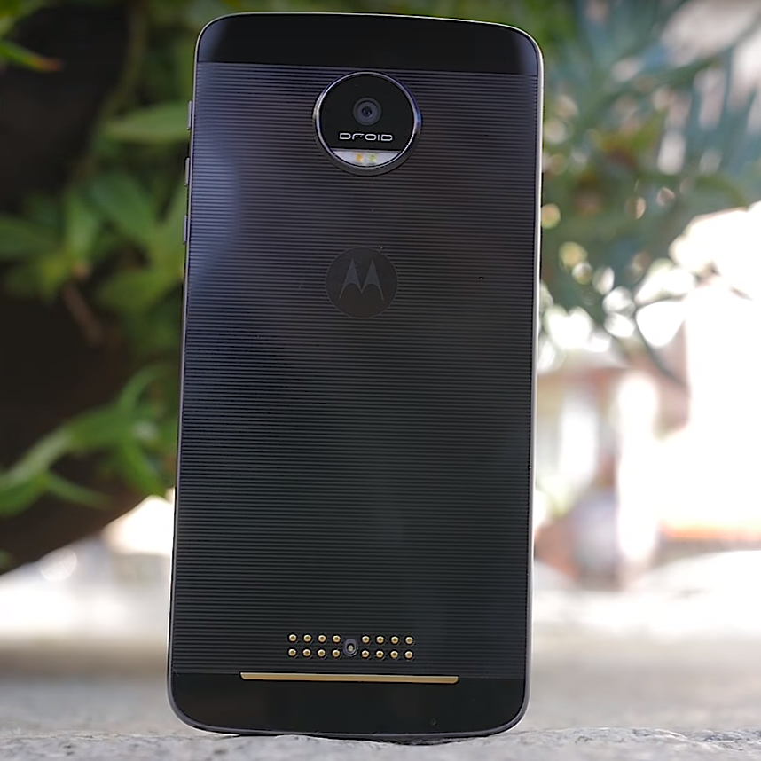 Three Moto Z International Giveaway by Android Authority!