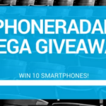 Win 10 Android Smartphones - Mega Giveaway By PhoneRadar