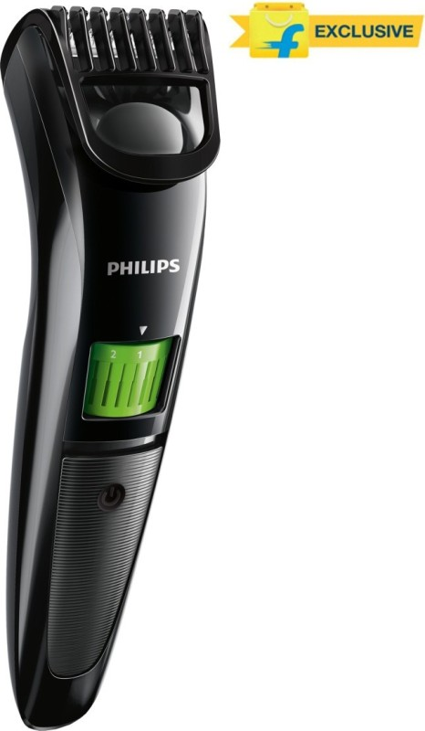 Philips USB Charging Beard QT3310/15 Trimmer For Men (Black) for Rs 799 (50% Off)