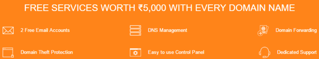 FREE Services worth Rs.5000 with your .Net  1024x191 - Get a .Net Domain and Make your Website & Email for Rs 17 Only