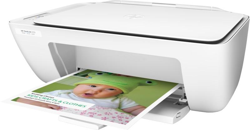 HP DeskJet 2131 All-in-One Printer (White) for Rs 2099