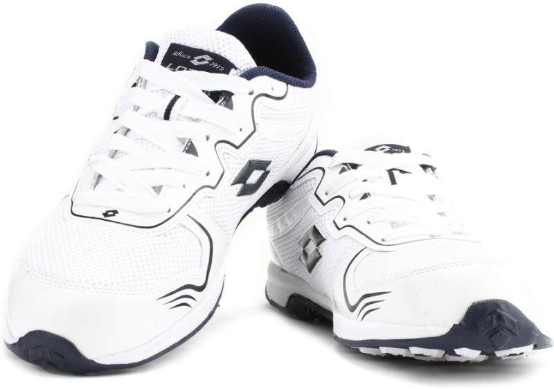 Lotto Trojan Running Shoes (White) for Rs 799 (68% off)