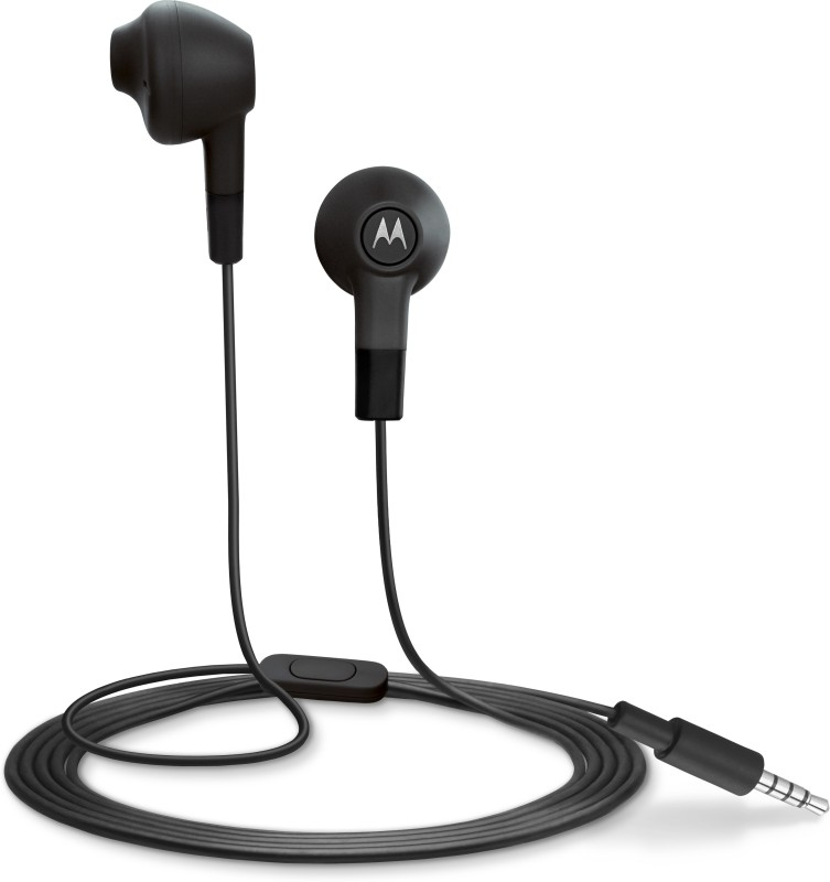 Motorola Lumineers Wired Headset With Mic for Rs 149