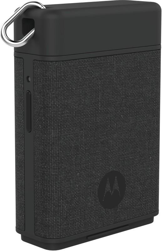 Motorola P1500 Power Pack Micro 1500 mAh Power Bank(Black)