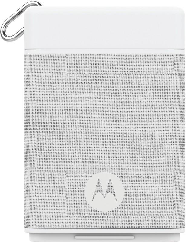 Motorola P1500 Power Pack Micro 1500 mAh Power Bank(White)