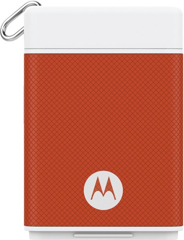 Motorola P1500 Quartz 1500 mAh Power Bank(Brown)