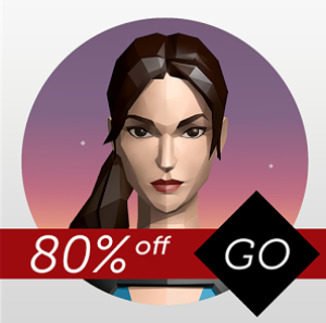 Lara Croft GO for Rs 10 Only at iTunes.png