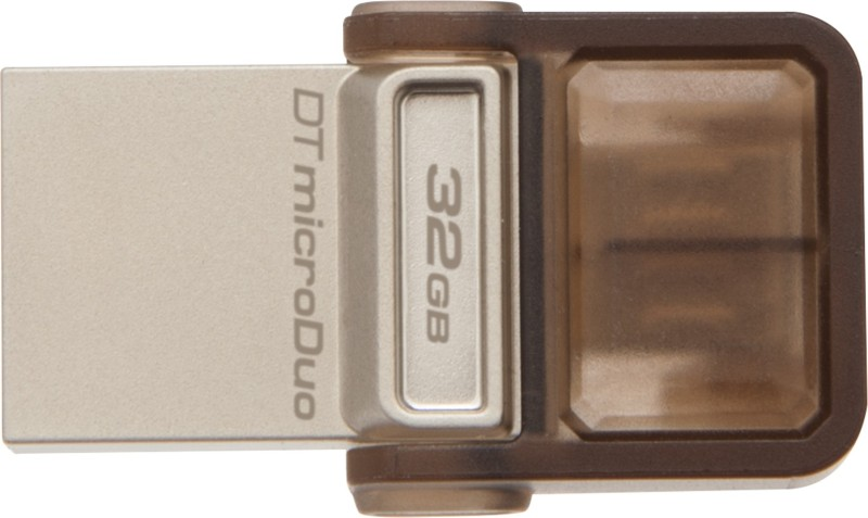 Kingston Data Traveler MicroDuo 32 GB OTG Drive