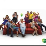 Steelseries QcK The Sims 4 Edition Mousepad
