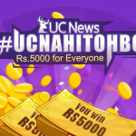 UC News Rs.5000 for Everyone - UC News Referral Code