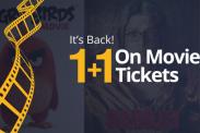 Buy 1 Get 1 Movie Ticket FREE at Cinepolis by PayTM