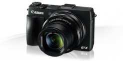 Canon PowerShot G1X Mark II 13 MP Point and Shoot Camera (Black) with 5x Optical Zoom for Rs 42,132 (29% off)