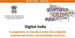 Participate In 'Digitizing India' & Earn Money An Invite From Govt