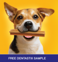 Free Pedigree DENTAstix Sample for your PET