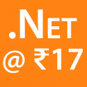Get a .Net Domain and Make your Website & Email for Rs 17 Only