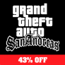 Grand Theft Auto: San Andreas for Rs 270 (43% OFF)