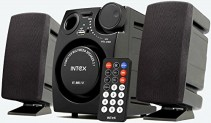 Intex 2.1 Channel Multimedia Speakers for Rs 735 (71% off)