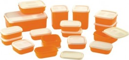 MasterCook Plastic Food containers for Rs 279 (60% off)