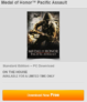 FREE Download Medal of Honor™ Pacific Assault from Origin