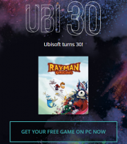 Rayman® Origins (PC Digital Download) for FREE by Ubisoft