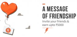Earn Upto Rs.5000 by referring your friends to FreeCharge