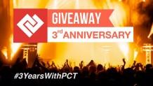 Win Smartphones, Earphones, Powerbanks & More – Mega Giveaway by PCT