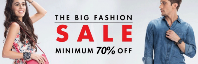 The Big Fashion Sale at Amazon Get Up to 90% Off on Fashion