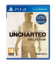 Uncharted – The Nathan Drake Collection for PS4 for Rs 2379 (41% off)