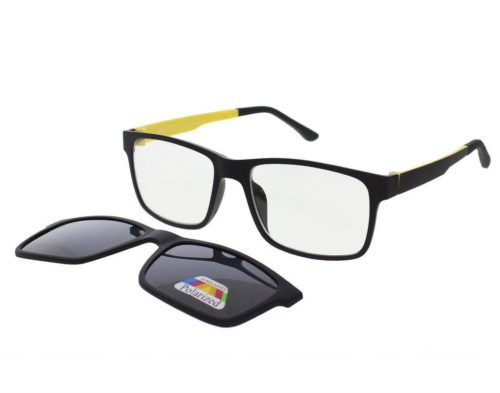 611ae33c8a7 -62% Vast Polarized Magnetic Clip on Sunglasses Plus Frame for Rs 999 (62%  off)