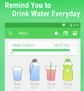 Water Drink Reminder Pro for Rs 10 Only (65% Off) at Google Play Store
