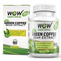 Wow Green Coffee Weight Management Supplement with 800 mg GCA – 60 Capsules (Pack of 1) for Rs 999 (67% off)