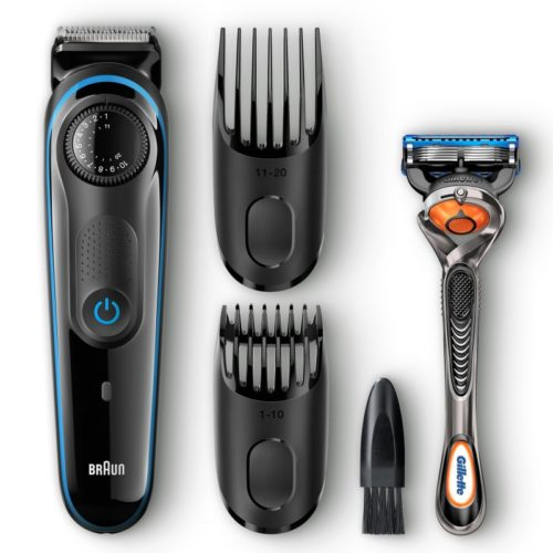 -39% Braun MGK-3020 Trimmer For Men (Black) 8bb0b41315d